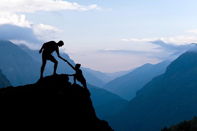 Üzleti coaching és bizalom